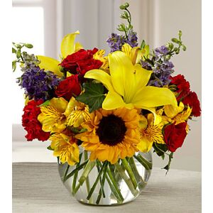 D4-5199 The FTD All For You Bouquet